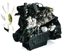Kioti Industrial Diesel Engines – Engines Plus