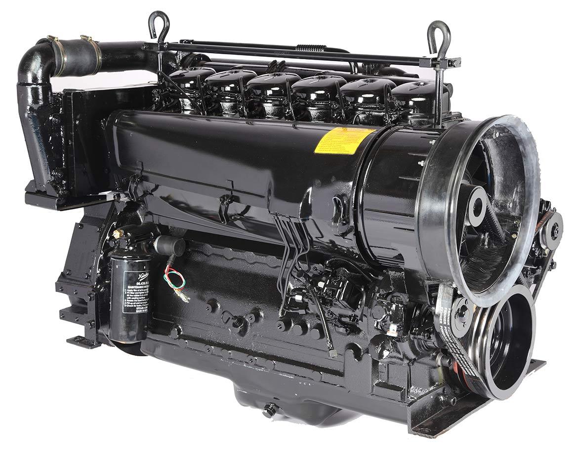 Industrial Engines Market